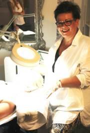 Kosmetikerin und Visagistin Annett Meyer - Studio für Permanent Make up Erfurt